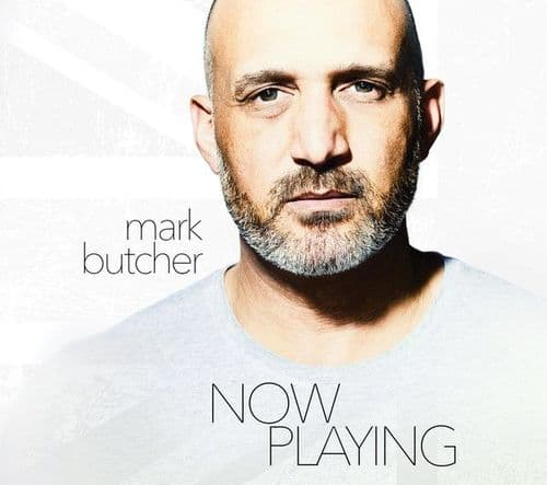 Mark Butcher <br>Now Playing<br>LP